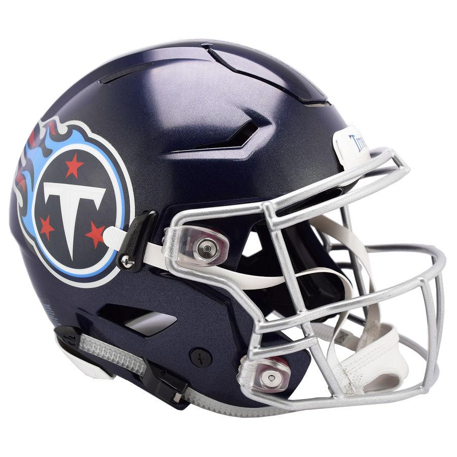 Tennessee Titans Authentic Full Size SpeedFlex Helmet