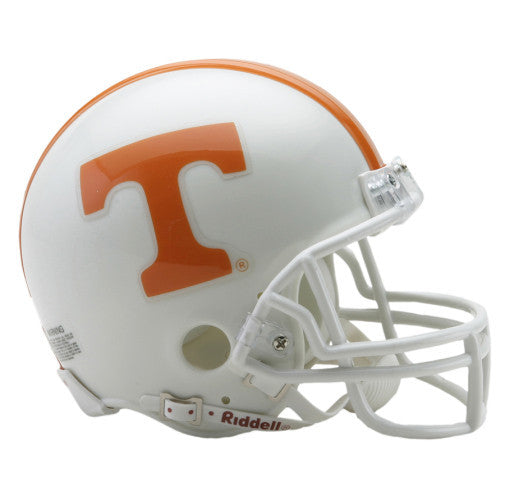 Tennessee Volunteers Riddell VSR4 Mini Helmet