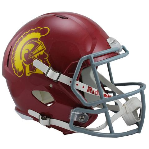 USC Trojans Replica Full Size Speed Helmet