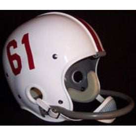 Alabama Crimson Tide 1957 to 1971 Full Size Throwback Helmet