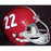 Alabama Crimson Tide 1961 to 1982 Johnny Musso Full Size Throwback Helmet