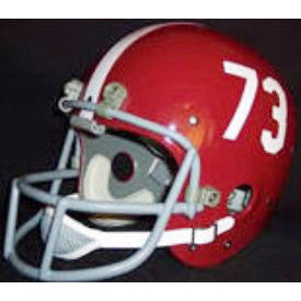 Alabama Crimson Tide 1961 to 1982 Full Size Throwback Helmet - #73