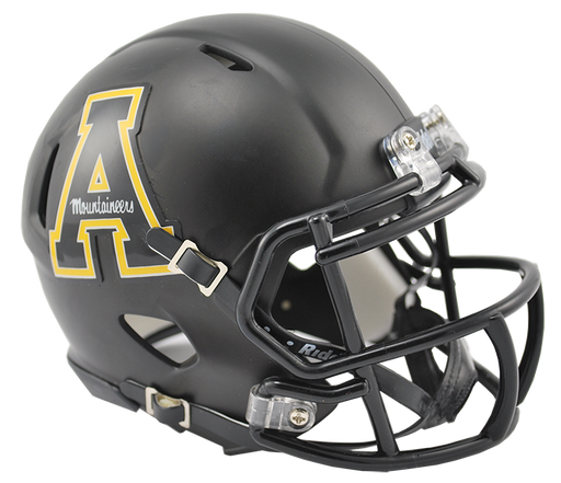 Appalachian State Mountaineers Riddell Mini Speed Helmet