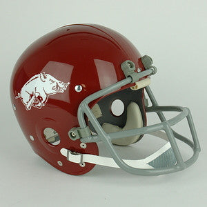 Arkansas Razorbacks 1967 to 1977 Full Size Throwback Helmet