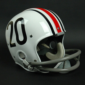 Auburn Tigers 1961 to 1965 Tucker Frederickson Throwback Helmet