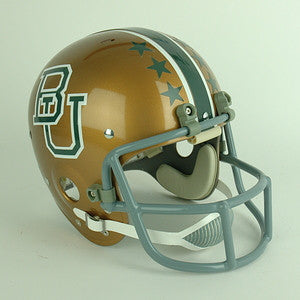 Baylor Bears 1972 to 1978 Full Size Throwback Helmet