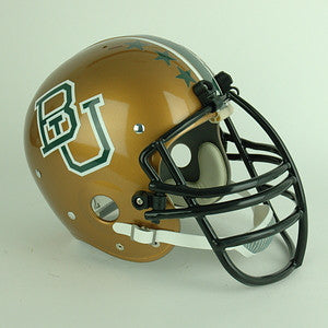 Baylor Bears 1979 to 1988 Full Size Throwback Helmet