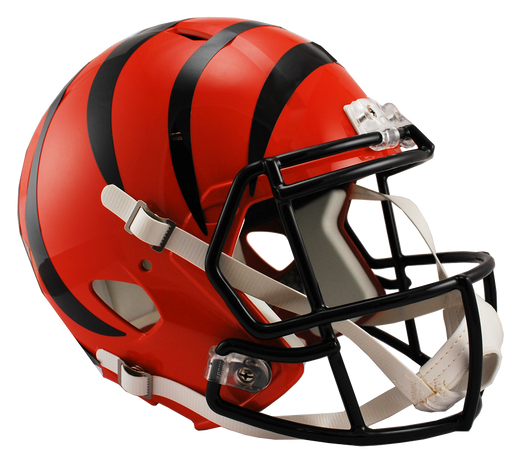Cincinnati Bengals Replica Riddell Speed Full Size Helmet