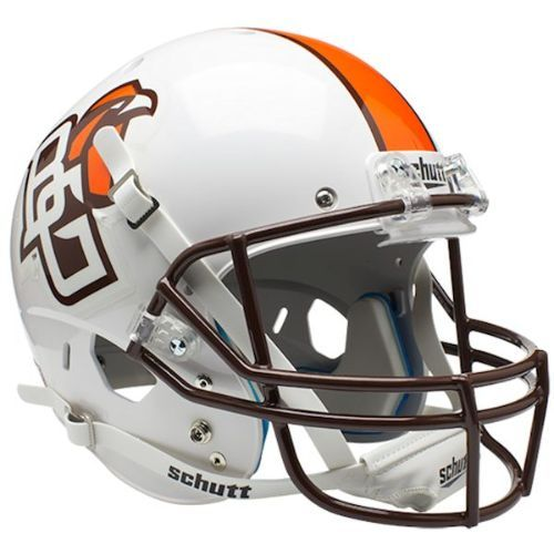 Bowling Green Falcons Authentic Schutt XP Full Size Helmet - White