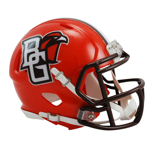 Bowling Green Falcons Riddell Mini Speed Helmet