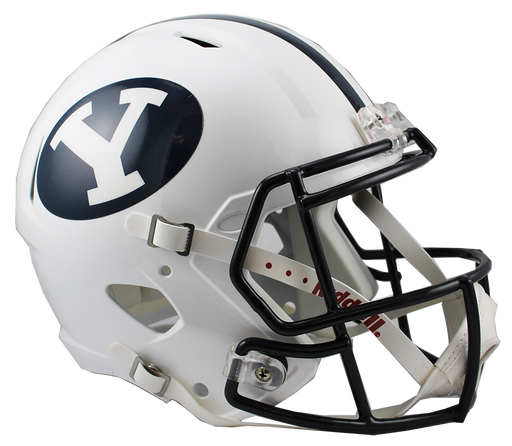 BYU Cougars Replica Full Size Speed Helmet