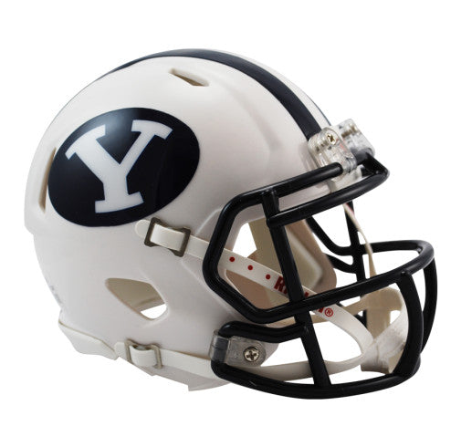 BYU Cougars Riddell Mini Speed Helmet