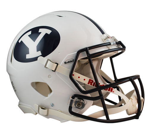 BYU Cougars Authentic Full Size Speed Helmet