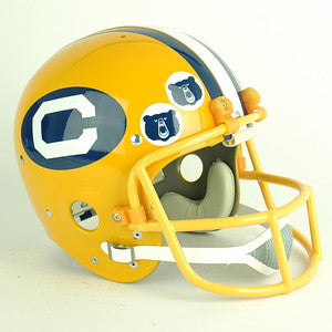 California Golden Bears 1976 to 1977 Full Size Throwback Helmet