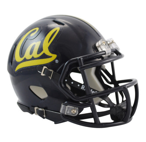 California Golden Bears Riddell Mini Speed Helmet