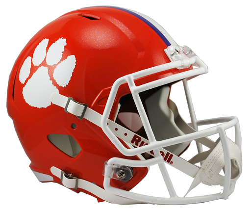 Clemson Tigers Replica Full Size Speed Helmet