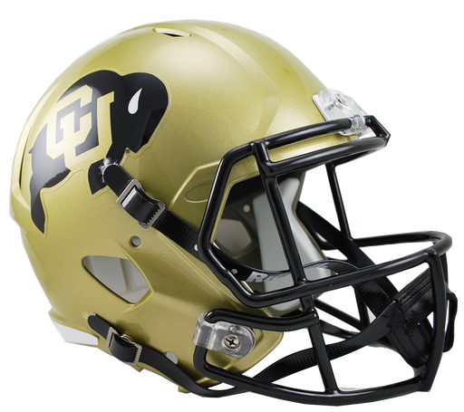 Colorado Buffaloes Replica Full Size Speed Helmet