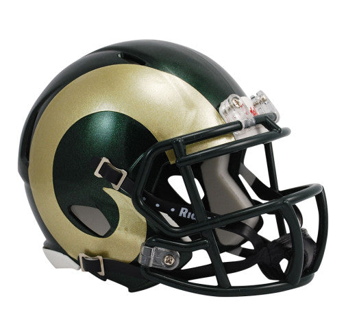 Colorado State Rams Riddell Mini Speed Helmet