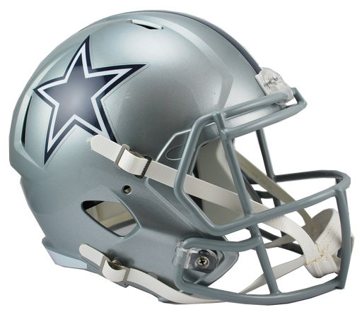 Dallas Cowboys Replica Riddell Speed Full Size Helmet