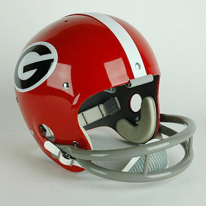 Georgia Bulldogs 1964 to 1976 Full Size Throwback Helmet