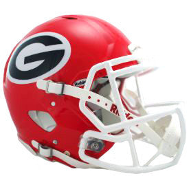 Georgia Bulldogs Authentic Full Size Speed Helmet