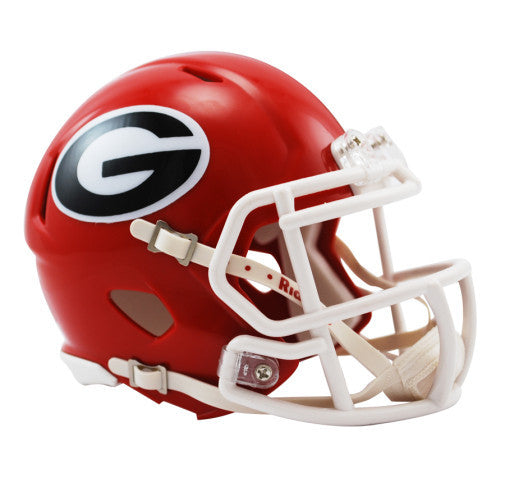 Georgia Bulldogs Riddell Mini Speed Helmet