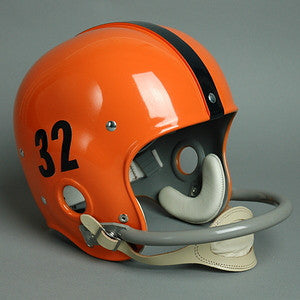 Illinois Fighting Illini 1957 to 1960 Ray Nitschke Full Size Throwback Helmet