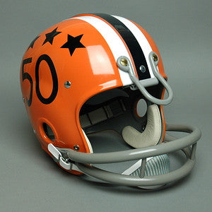 Illinois Fighting Illini 1961 to 1964 Dick Butkus Full Size Throwback Helmet