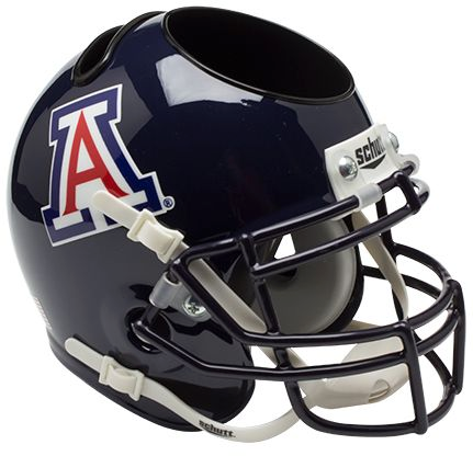 Arizona Wildcats Mini Helmet Desk Caddy