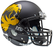 Missouri Tigers Replica Schutt XP Full Size Helmet - Matte Black Alt
