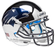 Nevada Wolfpack Schutt XP Mini Helmet - Chrome Silver