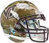 Virginia Tech Hokies Authentic Schutt XP Full Size Helmet - Camo