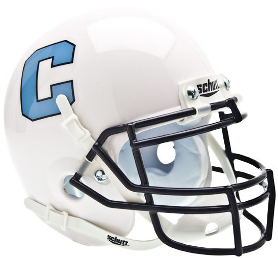 The Citadel Bulldogs Schutt XP Mini Helmet