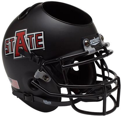Arkansas State Indians Mini Helmet Desk Caddy