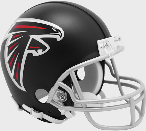 Atlanta Falcons Riddell VSR4 Mini Helmet - 2020
