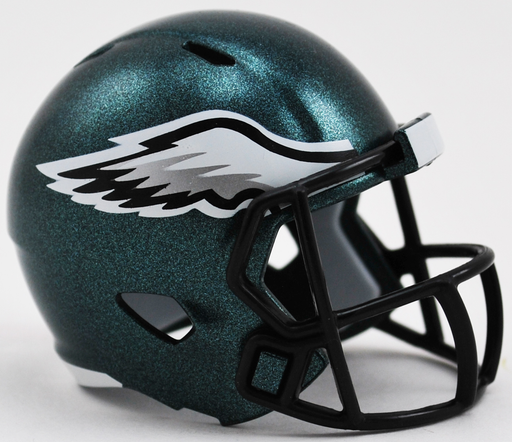 Philadelphia Eagles Riddell Speed Pocket Pro Helmet