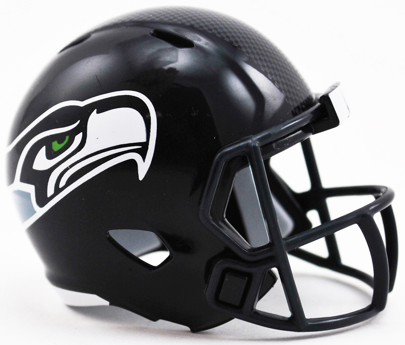 Seattle Seahawks Riddell Speed Pocket Pro Helmet
