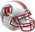 Utah Utes Schutt XP Mini Helmet - White with Stripe