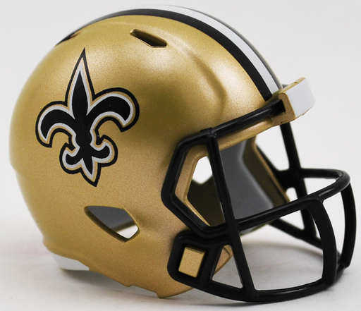 New Orleans Saints Riddell Speed Pocket Pro Helmet