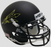 Arizona State Sun Devils Replica Schutt XP Full Size Helmet - Matte Black Small Pitchfork