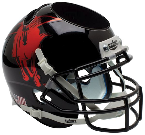 Texas Tech Red Raiders Mini Helmet Desk Caddy - 2013 Holiday Bowl