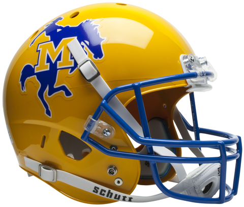 McNeese State Cowboys Replica Schutt XP Full Size Helmet