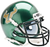 South Florida Bulls Schutt XP Mini Helmet - Green