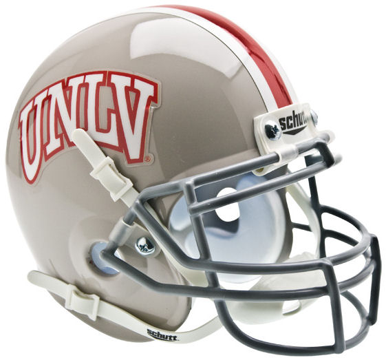 UNLV Runnin' Rebels Schutt XP Mini Helmet
