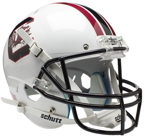 South Carolina Gamecocks Replica Schutt XP Full Size Helmet