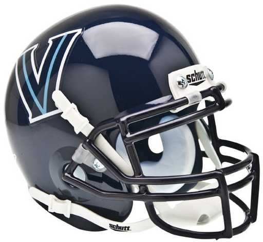 Villanova Wildcats Schutt XP Mini Helmet