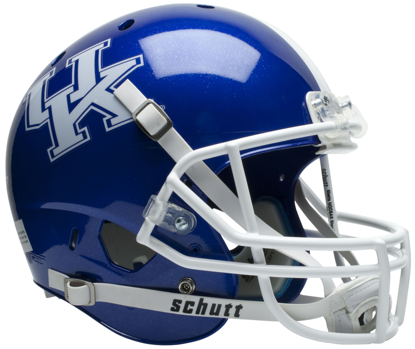 Kentucky Wildcats Replica Schutt XP Full Size Helmet