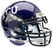 TCU Horned Frogs Authentic Schutt XP Full Size Helmet