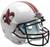 Louisiana Lafayette Ragin Cajuns Schutt XP Mini Helmet - White