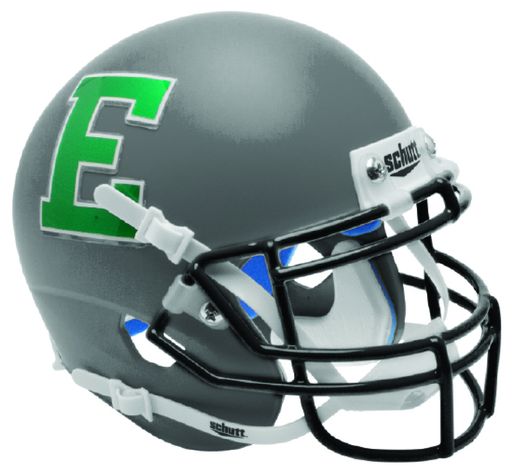 Eastern Michigan Eagles Schutt XP Mini Helmet - Gray